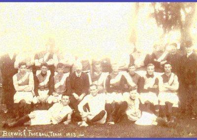 Team Photo - 1913
