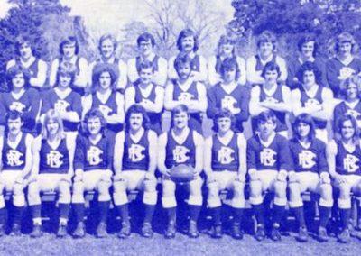Team Photo - 1974