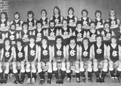 Team Photo - 1982