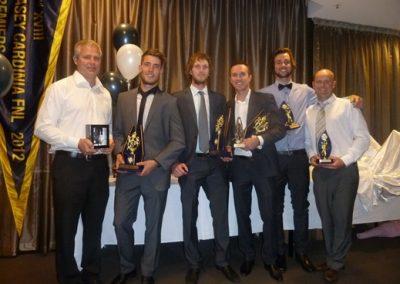 Berwick Reserves Best and Fairest Winner - Shaun Barnes