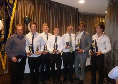 Berwick Seniors Best and Fairest Winner - Madi Andrews