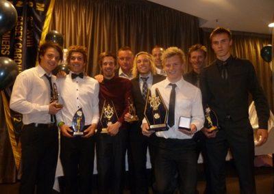 Berwick Under 18's Best and Fairest Winner - Mitchell Johnson