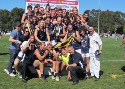 Reserves 2012 Premiership - 1