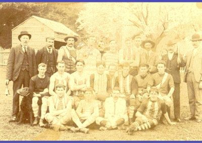 Team Photo - 1907