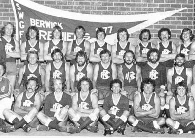 Team Photo - 1979