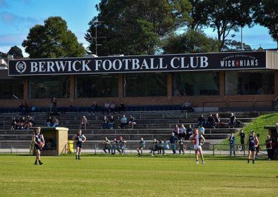Berwick Football Club Reserves Round 4 6