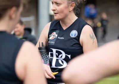 Image by Carly Ravenhall Berwick Football Club womens team 36